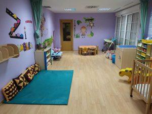 Escuela infantil de Brea de Aragón - Plataforma Zumaque